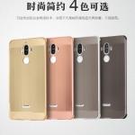 เคส Huawei Mate 9 ขอบเคสโลหะ Bumper ขอบกันกระแทก + พร้อมแผ่นฝาหลังเงางามสวยจับตา ราคาถูก