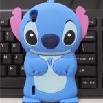 Case Huawei Ascend P7 ซิลิโคน 3 มิติ การ์ตูน Stitch น่ารักมากๆ ราคาถูก