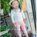 เสื้อ สีขาว แพ็ค 6ชุด ไซส์ 80cm-90cm-90cm-100cm-100cm-110cm