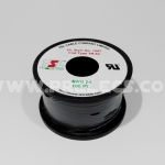 สายไฟTSL #24AWG 100FT(30m) สีดำ