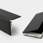 Original Xiaomi แท้100% Mi4 Flip Leather - Black