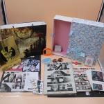 ชุดโฟโต้บุค โปสการ์ด ริสแบนด์ หูฟัง CD รูปภาพ #Bigbang Photo Album (ครบชุด)