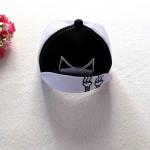 หมวก ตาข่ายสีขาว แพ็ค 5 อัน ขนาดรอบศรีษะ 47-50CM
