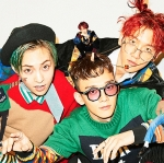 [EXO] : CBX - HEY MAMA! (1st MINI ALBUM) Ver. CHEN