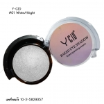 Y-Cid eye shadow 01 สีขาวไฮไลท์