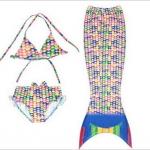 ชุดว่ายน้ำ แพ็ค 6 ชุด ไซส์ 100-110-120-130-140-150