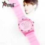 นาฬิกา EXO LOGO (กันน้ำ) สีชมพู