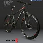 จักรยานเสือภูเขา ดัสแลนติ Duslanti Astir SE (Special Edition) 27 สปีด ปี 2017 วงล้อ 27.5นิ้ว(จัดส่งธรรมดา350,EMS600เท่านั้น)