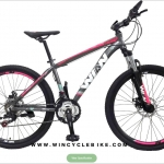 จักรยานเสือภูเขา เฟรมอลู ล้อ 26 นิ้ว Winn Genesis 21 สปีด