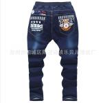 กางเกง(กำมะหยี่ด้านใน) ลายTHE แพ็ค 4 ตัว ไซส์ L-XL-XXL-XXXL