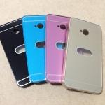 เคส HTC One M7 รุ่น Aluminium Hybrid