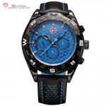 นาฬิกาข้อมือชายแฟชั่น Shank Sport watch SH155