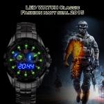 นาฬิกาข้อมือแฟชั่น LED Classic Fashion navy seal