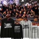 เสื้อแขนยาว (Sweater) GOT7 TURBULENCE in USA 2017