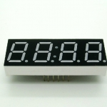 4 digit 7 segment red LED numeric