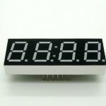 4 digit 7 segment red LED numeric