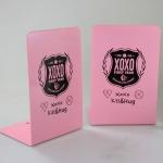 ฉากคั่นหนังสือ Bookend EXO XOXO (สีชมพู)
