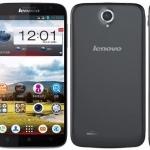 โทรศัพท์มือถือ Lenovo รุ่น A859 จอ 5 นิ้ว IPS 3G 900/2100 สี Gray เครื่องศูนย์