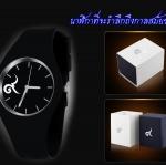 นาฬิกานาฬิกา ผู้หญิง สีดำ ตัวเลข 9 ไทย