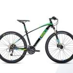 Trinx B700 จักรยานเสือภูเขาเฟรมอลู ซ่อนสาย 27 สปีด,ดิสน้ำมัน ดุมแบร์ริ่ง Novatec 27.5 โช๊คลม,2017