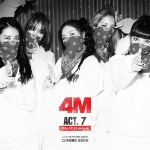 4minute - Mini Album Vol.7 [ACT. 7] + Poster