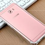 เคส Samsung A5 2017 ซิลิโคน soft case หุ้มขอบปกป้องตัวเครื่อง โปร่งใสสวยมากๆ ราคาถูก
