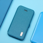 case iphone 4 เคสไอโฟน4s AOGUO เคสฝาพับดีไซน์สวย ฝาพับบางๆ ขอบพลาสติก พับตั้งได้