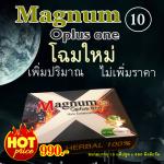 Magnum Oplus one ดีที่สุดที่ความเป็นชายค้นพบ