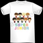 เสื้อลายการ์ตูน SJ แบบ 1