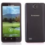 Lenovo A680 smartphone ซีพียู Quadcore 3G ราคาถูก จอ 5 นิ้ว กล้องหลัง 5 ล้าน
