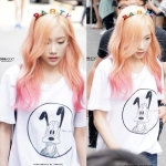 เสื้อยืด Pluto แบบ Taeyeon