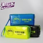 กระเป๋าเครื่องสำอางค์ BTS