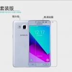 สำหรับ Samsung J2 Prime ฟิล์มใสกันรอยที่เลนส์กล้องหลัง + ฟิล์มใสกันรอยหน้าจอ ราคาถูก