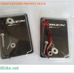 กันโซ่ตกเสือหมอบ Token Chain Drop Catcher For Double Road Crank,TK375
