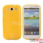 Case S3 Case Samsung Galaxy S3 i9300 เคสซิลิโคน TPU นิ่มๆ ไม่ทำให้ตัวเครื่องเป็นรอย สีหวานสดใสนั่กๆ เนื้อเคสเป็น glitter ประกายสวยๆ glitter Silicone Case Cover mobile phone case