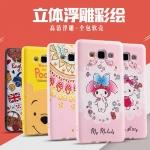เคส Samsung Galaxy A5 ซิลิโคน TPU การ์ตูนหลากหลายแบบน่ารักๆ ราคาถูก -B-