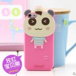 Case iPhone SE / 5s / 5 ซิลิโคน TPU 3 มิติ หมีน้อยแสนน่ารัก ราคาถูก