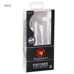 Wallytech รุ่น WHF-119 หูฟัง in-ear Stereo in-ear Earphone - สีขาว
