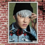 จิ๊กซอ EXO Kris (ไม่มีกรอป)