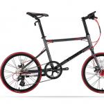 จักรยานมินิ Trinx Z5 เกียร์ชิมาโน่ 8 สปีด เฟรมอลู 2016