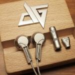 Auglamour AG-Rx1 หูฟัง Earbud โลหะแบบหรูหรา