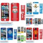 film iphone 5 / 5s ฟิล์มกันรอยไอโฟน5 / 5s สติ๊กเกอร์กันรอย หน้า-หลังและขอบ ลายสโมสรฟุตบอล Liverpool แมนยู เชลซี บาเซโลน่า ลายรถสอปร์ต เฟอรารี่ แลมโบกินี่