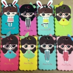 Case OPPO N1 mini รุ่น Cute Girl