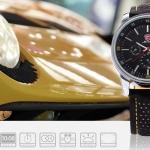 นาฬิกาข้อมือชาย Shark Sport Watch SH095