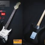 SIAM MUSIC ST-111 สีดำ