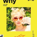 Poster + Girls' Generation : Tae Yeon - Mini Album Vol.2 [Why]