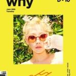 Poster + Girls' Generation : Tae Yeon - Mini Album Vol.2 [Why]