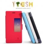 Nillkin fruit fresh Skin flip cover for Huawei P7