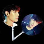 พัดกลม EXO EX'ACT 2016 (หน้า หลัง)