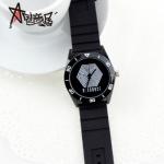 นาฬิกา EXO OVERDOSE (กันน้ำ) สีดำ